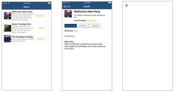 Starter app overview