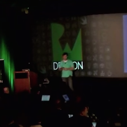 RWDevCon 2016 Inspiration Talk – The Weird and Wacky World of App Marketing by Jeremy Olson