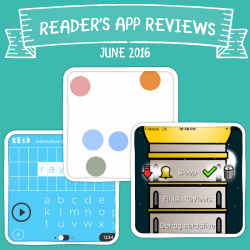 Readers' App Reviews – July 2016