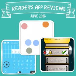 Readers' App Reviews – July 2016