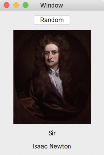 Sir Isaac Newton is impressed.
