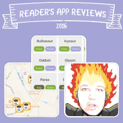 Readers' App Reviews – August 2016