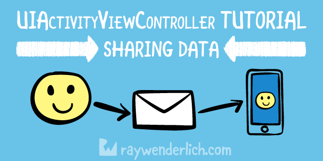 UIActivityViewController Tutorial