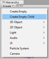 create-empty-child