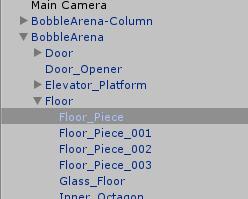 floor-piece