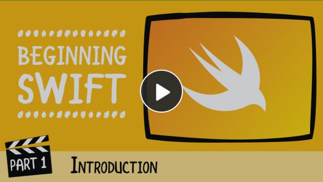 Beginning Swift 3