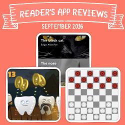 Readers' App Reviews – September 2016