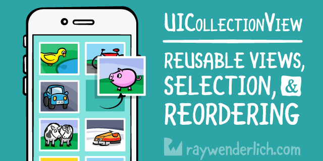 UICollectionView Tutorial