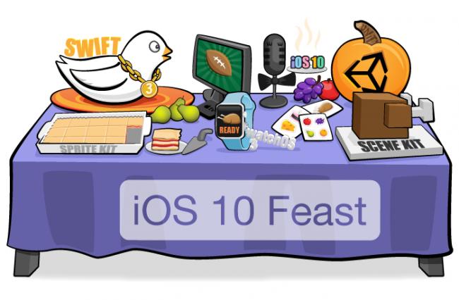 iOS10Feast