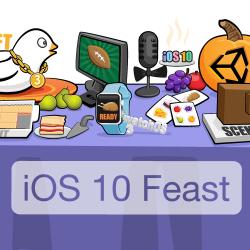 Introducing the iOS 10 Feast!