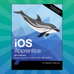 iOS Apprentice Updated for Swift 3 & iOS 10