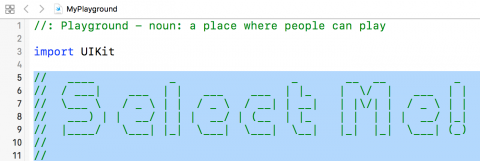 successful-figlet-test