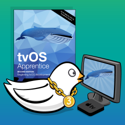 tvOS Apprentice Updated for Swift 3 and tvOS 10