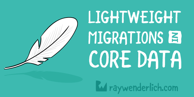 Lightweight Migrations