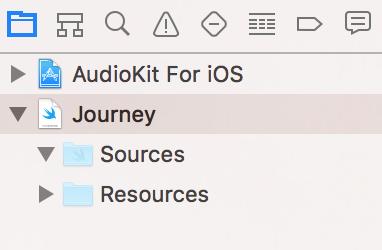 AudioKit Tutorial NavigatorView