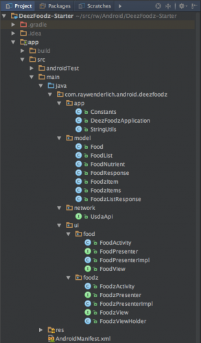 dependency injection project