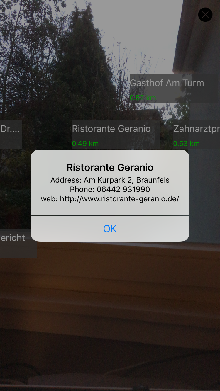 Augmented Reality iOS Tutorial: Location Based
