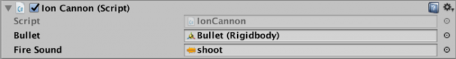 ConnectBulletCannon