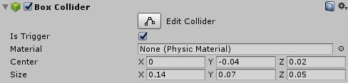 ControllerBoxCollider