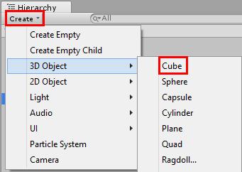 CreateCube