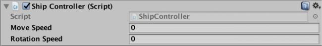 ShipController