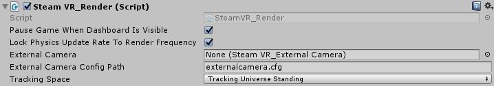 SteamVrComponent