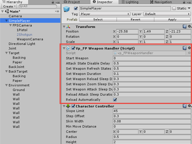 Introduction To UFPS: Unity FPS Tutorial | raywenderlich com