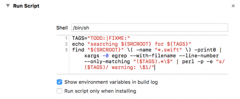 Run Script Code