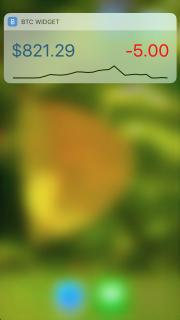 Home Screen Widget