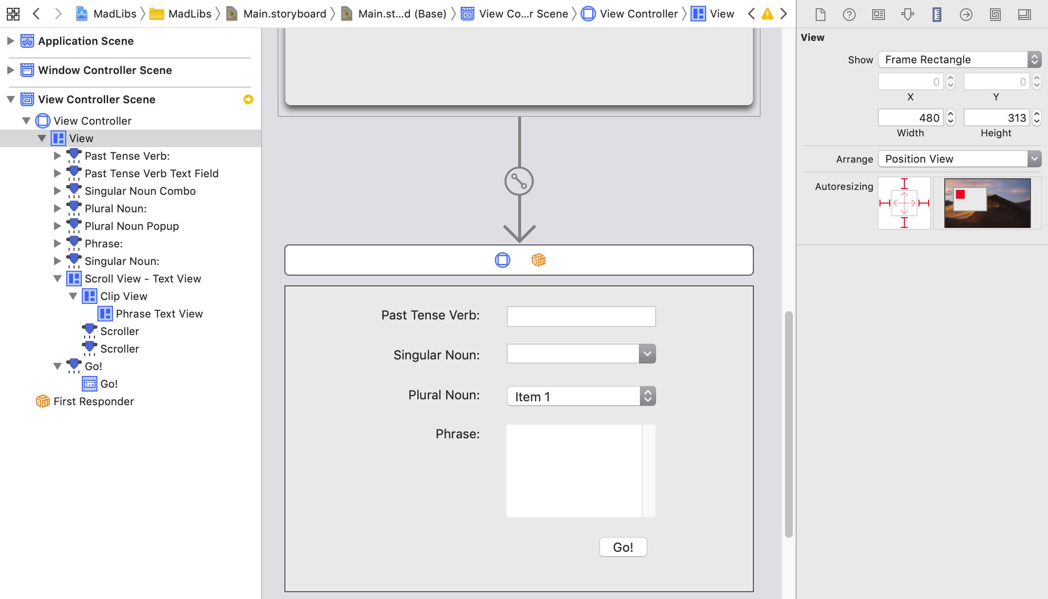 macOS Controls Tutorial: Part 1/2 | raywenderlich com