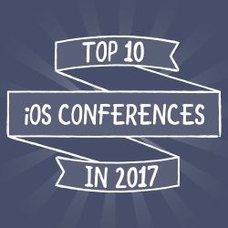 Top 10 iOS Conferences in 2017
