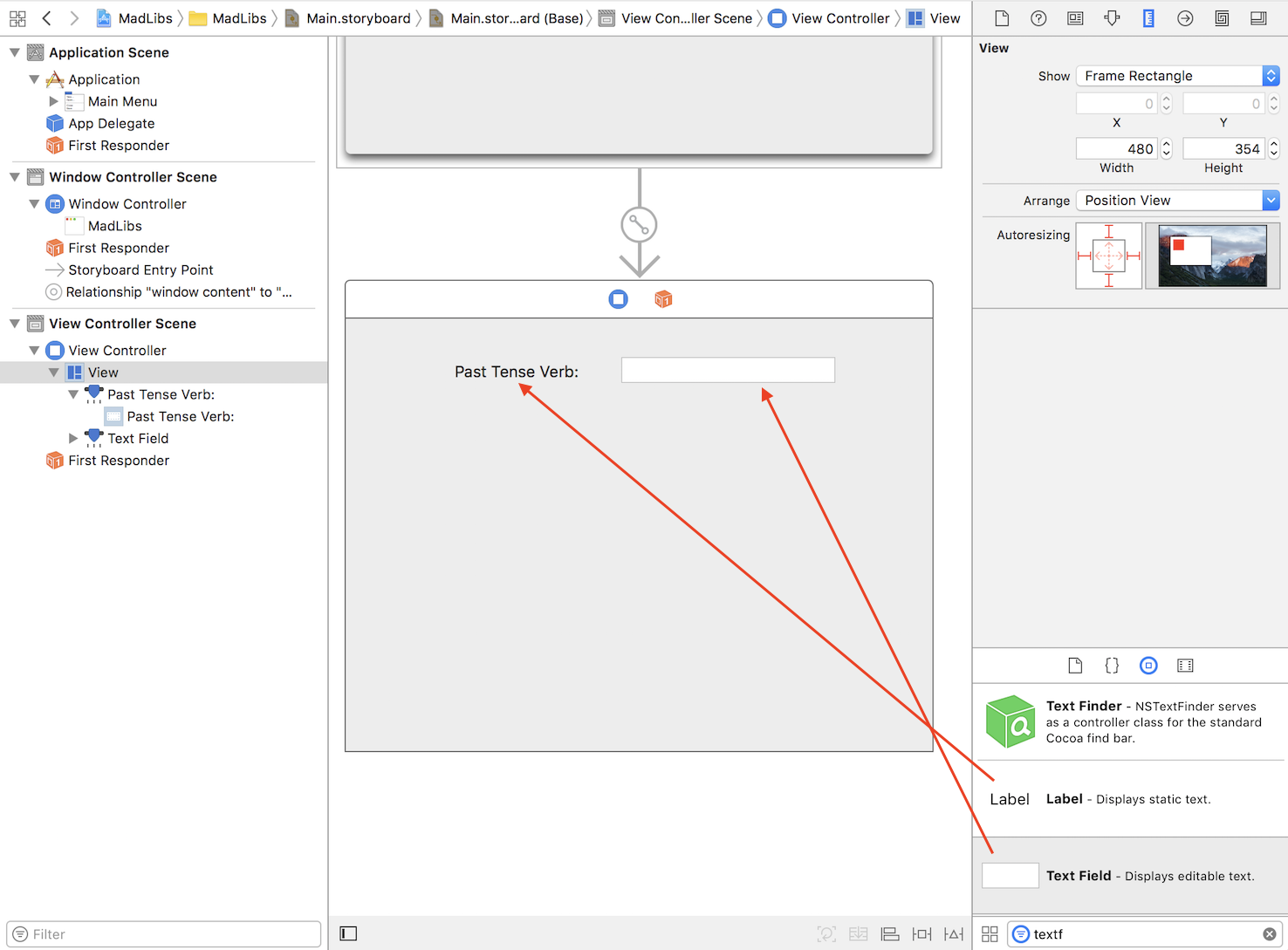 macOS Controls Tutorial: Part 1/2   raywenderlich com