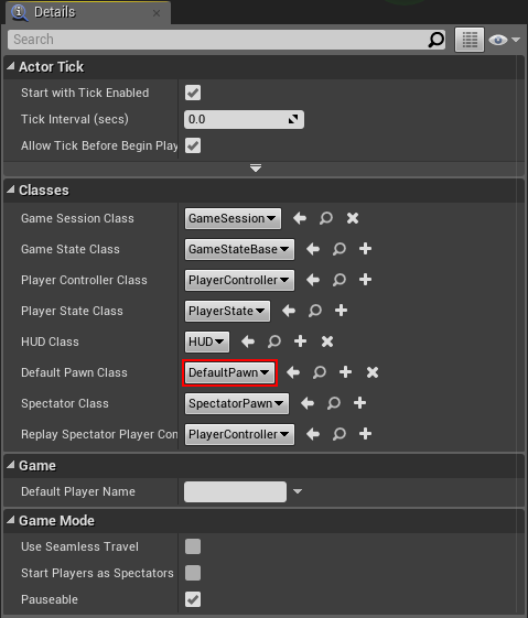 Unreal engine 4 blueprints tutorial the level needs to know which game mode to use you can specify this in world settings click compile and close the blueprint editor malvernweather Gallery