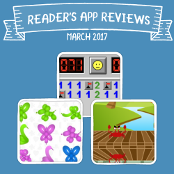 Readers' App Reviews – March 2017