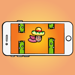 Updated Course: How To Make A Game Like Flappy Bird