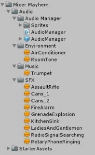 Audio tutorial for Unity: the Audio Mixer | raywenderlich com
