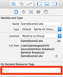 On Demand Resource Tags