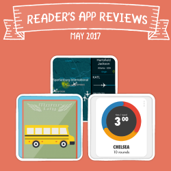 Readers' App Reviews – May 2017