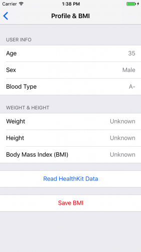 HealthKit Tutorial With Swift: Getting Started | raywenderlich com