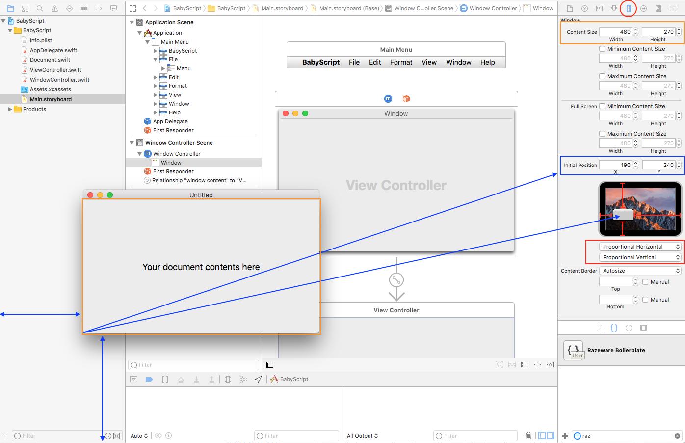 windows and windowcontroller tutorial for macos raywenderlich com rh raywenderlich com