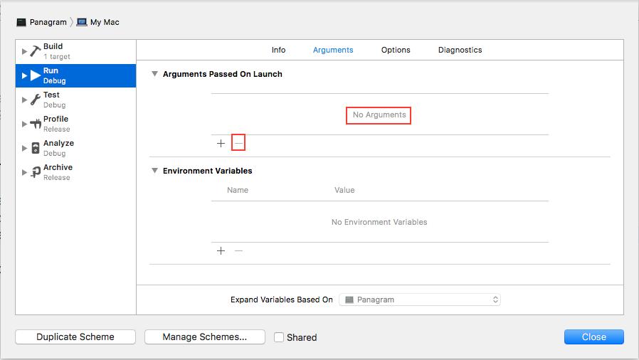 Command Line Programs on macOS Tutorial | raywenderlich com