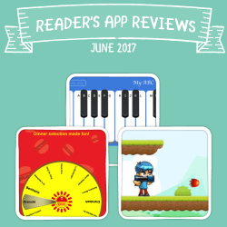 Readers' App Reviews – June 2017