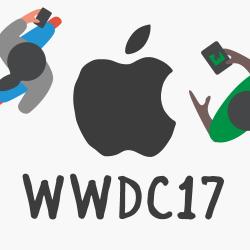 WWDC 2017 Initial Impressions
