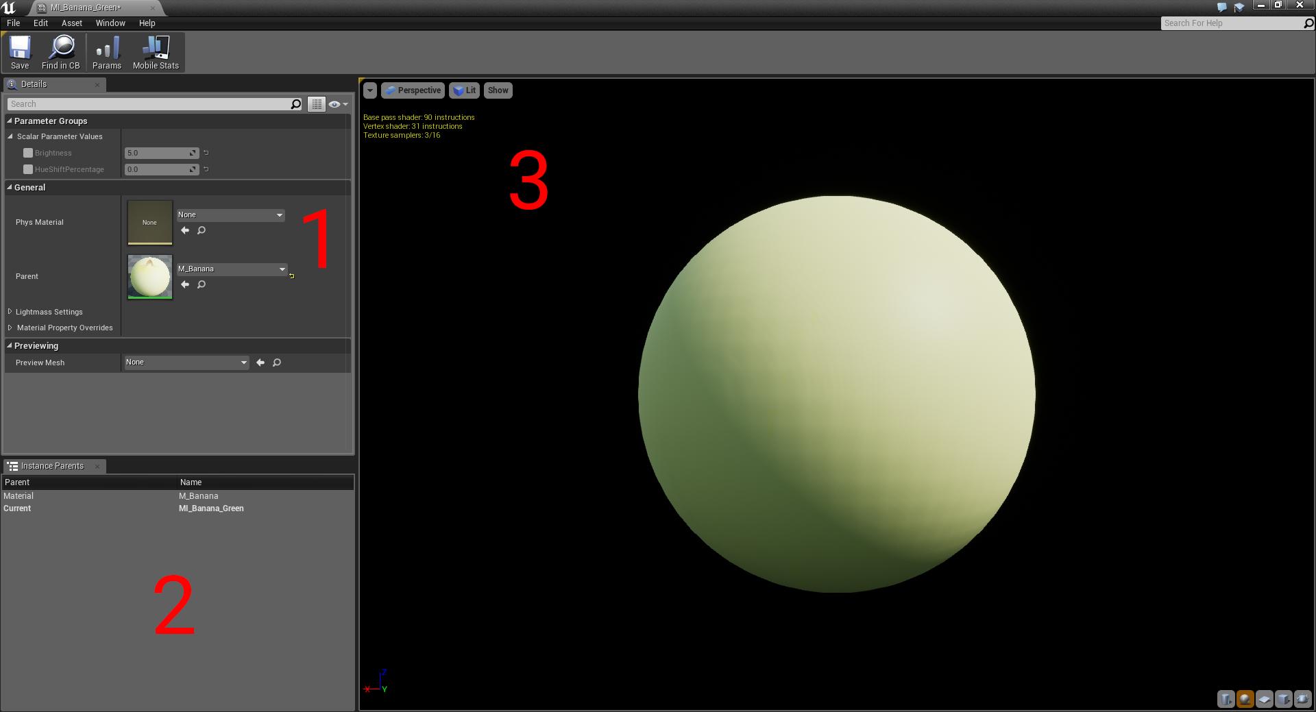 Unreal Engine 4 Materials Tutorial | raywenderlich com