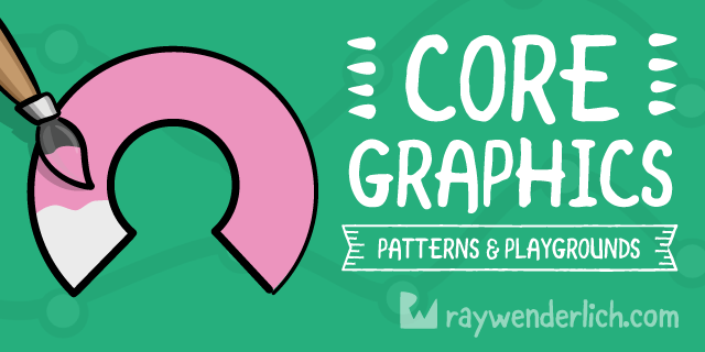 Core Graphics Tutorial Part 3: Patterns and Playgrounds