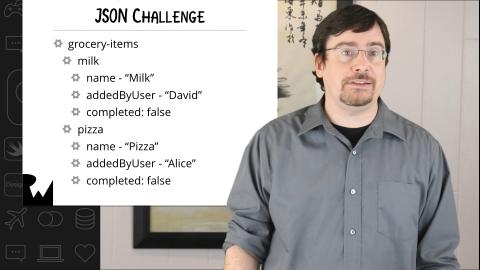 JSON Challenge