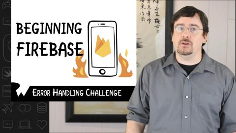 Error Handling Challenge