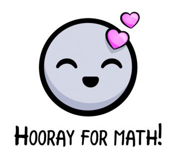 a heart-emoji for math