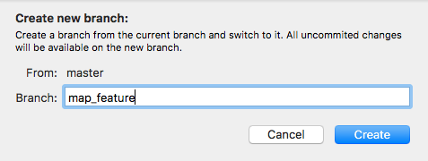 name your new branch