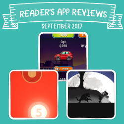 Readers' App Reviews – September 2017